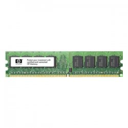 Hewlett Packard (HP) - 593913-B21 - HP HP 8GB (1x8GB) Dual Rank x4 PC3-10600 (DDR3-1333) Registered CAS-9 Memory Kit - 8 GB (1 x 8 GB) - DDR3 SDRAM - 1333 MHz DDR3-1333/PC3-10600 - 1.50 V - ECC - Registered - 240-pin - DIMM