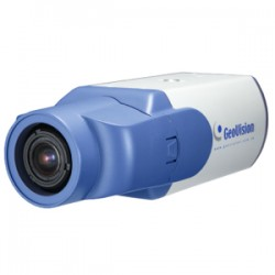 GeoVision - 81-13MVC-C01 - GeoVision Network Camera - Color - 640 x 480 - 3.6x Optical - CCD - Cable