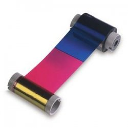 Fargo / HID Global - 81733 - Fargo Ribbon - YMCKO - Dye Sublimation - 250 Image