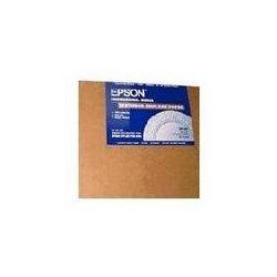 """Epson - SP91201 - Epson Somerset Fine Art Paper - 36"""" x 44"""" - 505 g/m² Grammage - Velvet - 36 Brightness - 10 Sheet - White"""
