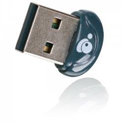 IOGear - GBU521 - IOGEAR GBU521 Bluetooth 4.0 - Bluetooth Adapter for Desktop Computer - USB - 3 Mbit/s - 2.48 GHz ISM - 30 ft Indoor Range - External