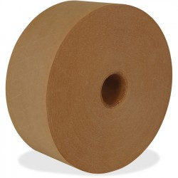 "Intertape Polymer - K7004 - ipg Medium Duty Water-activated Tape - 2.83"" Width x 125 yd Length - Medium Duty, Tamper Evident, Durable - 8 / Carton - Natural"