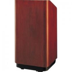 Da-Lite - 76412 - Da-Lite Concord 76412 42 Floor Lectern with Sound System - x 42 Width x 30 Depth - Cherry, Veneer