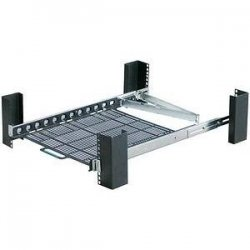 Rack Solution - 1USHL-112 - Innovation Sliding Rack Mount Shelf - 45lb