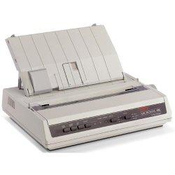 Okidata - 91306301 - OKI Microline 186 - Printer - monochrome - dot-matrix - 240 x 216 dpi - 9 pin - up to 375 char/sec - parallel, USB