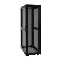 """Tripp Lite - SR42UBEXP - Tripp Lite 42U Rack Enclosure Server Cabinet Doors No Sides 3000lb Capacity - 19"""" 42U"""