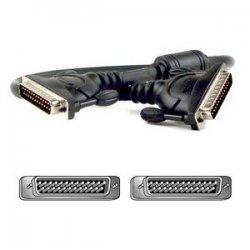 Belkin / Linksys - F1D108-CBL-06 - Belkin Daisy-chain Cable - DB-25 Male - DB-25 Male - 6ft - Black