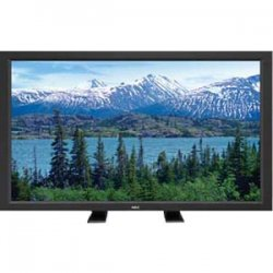 "NEC - LCD6520L-BK-AV - NEC Display MultiSync LCD6520L 65"" LCD Monitor - 16:9 - 6 ms - 1920 x 1080 - 16.2 Million Colors - 450 Nit - 2,000:1 - Full HD - DVI - HDMI - VGA - Black"