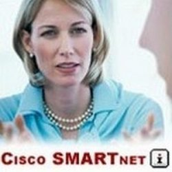 Cisco - CON-SNT-154544C - Cisco SMARTnet - 1 Year - Service - 8 x 5 - Carry-in - Maintenance - Parts