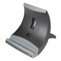 3M - LX550 - 3M Vertical Notebook Riser LX550 - Notebook stand - black, silver