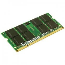Kingston - KTA-MB800/2G - Kingston 2GB DDR2 SDRAM Memory Module - 2GB (1 x 2GB) - 800MHz DDR2-800/PC2-6400 - DDR2 SDRAM - 200-pin SoDIMM