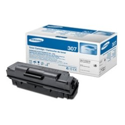 Samsung - MLT-D307L - Samsung High Capacity Toner Cartridge - Laser - High Yield - 15000 Page - 1 Each
