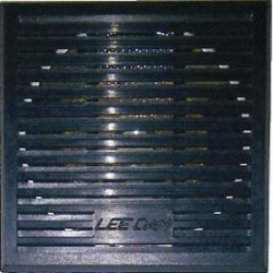 Lee Dan - PL-018B - Lee Dan Replacement ABS Plastic Speaker Grille - ABS Plastic - Black