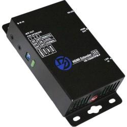 Dvtech Solution - Ve-70hhtpw-f - Dvtech Hdbaset Hdmi Receiver - 70m With Poc - Poc, Work With Vm-1544hht