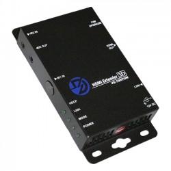 DVTECH Solution - VE-70HTUW - DVTECH HDBaseT Receiver - 70M - Work with VM1044HHTU / VC-231HHT
