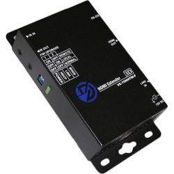 Dvtech Solution - Ve-70hhtw-f - Dvtech Hdbaset Hdmi Receiver - 70m - Work With Vp-602hhtu