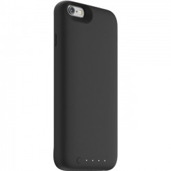 Mophie - 3353 - Mophie juice pack reserve Made for iPhone 6s/6 - iPhone 6, iPhone 6S - Black - Rubberized