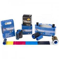 Zebra Technologies - 800015-148 - Zebra 6 Panel Color Ribbon - Thermal Transfer - 170 Page - YMCKOK