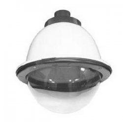 Toshiba - JK-PHO - Toshiba JK-PHO Outdoor Pendant Housing with Clear Lower Dome - 1 Fan(s) - 1 Heater(s)