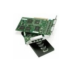 Perle Systems - 04001680 - Perle UltraPort 16 Universal Multiport Serial Card - Universal PCI - 16 x DB-9 RS-232 Serial, 16 x DB-25 RS-232 Serial, 16 x RJ-45 RS-232 Serial - Half-length Plug-in Card