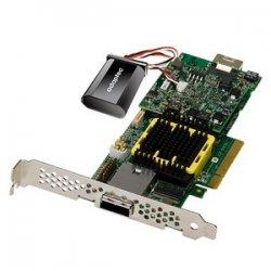 Adaptec - 2267000-R - Adaptec 5Z 5445Z 8-Port SAS RAID Controller - 512MB DDR2 - PCI Express - 300MBps - 1 x SFF-8088 - Mini-SAS External, 1 x SFF-8087 - Mini-SAS Internal