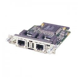 Cisco - VWIC-1MFT-T1-RF - Cisco 1-Port Multiflex Trunk-T1 Voice/WAN Interface Card - 1 x T1/FT1
