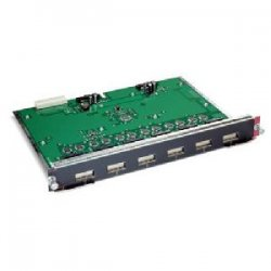 Cisco - WS-X4306-GB-RF - Cisco 6-Port 1000BASE-X Gigabit Ethernet Switching Module - 6 x GBIC