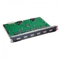 Cisco - WS-X4306-GB-RF - Cisco 6-Port 1000BASE-X Gigabit Ethernet Switching Module - 6 x GBIC