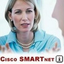 Cisco - CON-SNT-PIX501-50 - Cisco SMARTnet - 1 Year - Service - 8 x 5 - Carry-in - Maintenance - Parts