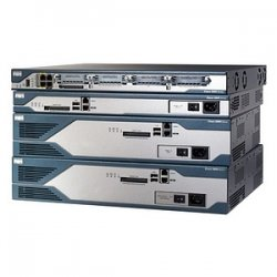Cisco - CISCO2811HSECK9-RF - Cisco 2811 Integrated Services Router - 1 x NME, 2 x AIM - 2 x 10/100Base-TX LAN, 2 x USB