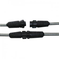 GRI (George Risk Industries) - 8310-25 - Gri 25' Armored Cable; M-f
