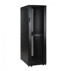 Tripp Lite - SR42UBCL - Tripp Lite 42U Rack Enclosure Server Cabinet Co-Location w/ Doors & Sides - 42U