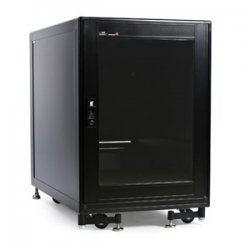 StarTech - 2636CABINET - StarTech.com 15U Rack Enclosure Server Cabinet - 27.6 in. Deep - Built-in Fans - 19 15U Internal