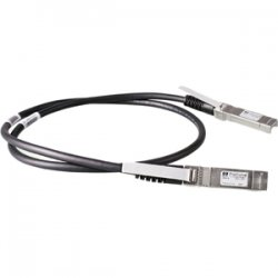 Hewlett Packard (HP) - J9281B - HP ProCurve Direct Attach Cable - SFP+ - SFP+ - 3.28ft