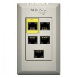 Hewlett Packard (HP) - J9422A - HP ProCurve MSM317 Access Device - IEEE 802.11b/g 54Mbps - 5 x 10/100Base-TX