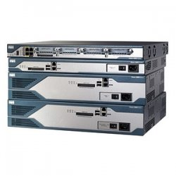 Cisco - CISCO2821-DC-RF - Cisco 2821 Integrated Services Router - 1 x NME-X, 2 x AIM - 2 x 10/100/1000Base-T LAN, 2 x USB