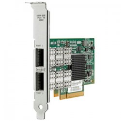 Hewlett Packard (HP) - 583211-B21 - HP 583211-B21 Infiniband Host Bus Adapter - 2 x - PCI Express 2.0 x8 - 40Gbps