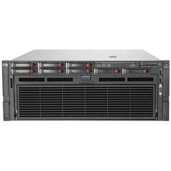 Hewlett Packard (HP) - 595241-001 - HP-IMSourcing ProLiant DL580 G7 4U Rack Server - 2 x Intel Xeon E7520 1.86 GHz - 16 GB Installed DDR3 SDRAM - Serial Attached SCSI (SAS) Controller - 0, 1, 5, 10, 50 RAID Levels - 2 x 2.40 kW - 4 Processor Support - 1
