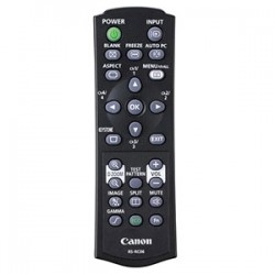 Canon - 8381B001 - Canon RS-RC06 Remote Controller - For Projector