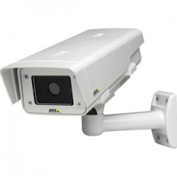 Axis Communication - 0335-001 - AXIS Q1910-E Network Camera - Color - 720 x 576 - Cable
