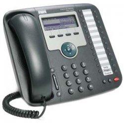 Cisco - CP-7931G= - Cisco 7931G Unified IP Phone - 2 x RJ-45 10/100Base-TX