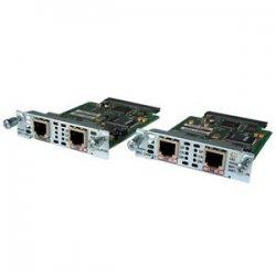 Cisco - WIC-2AM-V2= - Cisco 2-Port Modem WAN Interface Card - 2 x Serial V.92