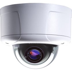 Pelco / Schneider Electric - ID10DN8-1 - Pelco Sarix ID10DN8-1 Network Camera - Color, Monochrome - 800 x 600 - 2.9x Optical - CMOS - Cable - Dome