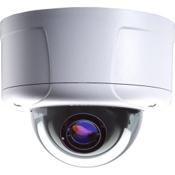 Pelco / Schneider Electric - ID30DN8-1 - Pelco Sarix ID30DN8-1 Network Camera - Color, Monochrome - 800 x 600 - 2.9x Optical - CMOS - Cable - Dome