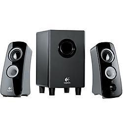 Logitech - 980-000354 - Logitech Z-323 - Speaker system - For PC - 2.1-channel - 30 Watt (total)