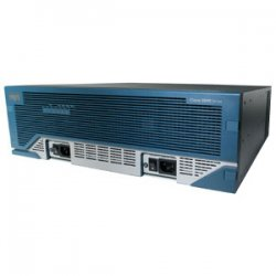 Cisco - CISCO3845SEC/K9-RF - Cisco 3845 Integrated Services Router - 1 x SFP (mini-GBIC), 4 x PVDM - 2 x 10/100/1000Base-T LAN, 2 x USB