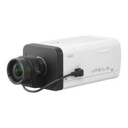 Sony - SNCCH140 - Sony Network Camera - Color - 1280 x 720 - 2.80 mm - 2.9x Optical - CMOS - Cable