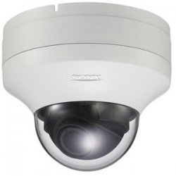 Sony - SNCDH140 - Sony Network Camera - Color - 1280 x 720 - 2.9x Optical - CMOS - Cable