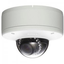 Sony - SNCDH180 - Sony SNCDH180 Network Camera - Color, Monochrome - 1280 x 720 - 2.9x Optical - CMOS - Cable