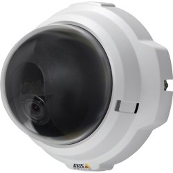 Axis Communication - 0337-001 - AXIS Network Camera - Color - 3.6x Optical - CMOS - Cable